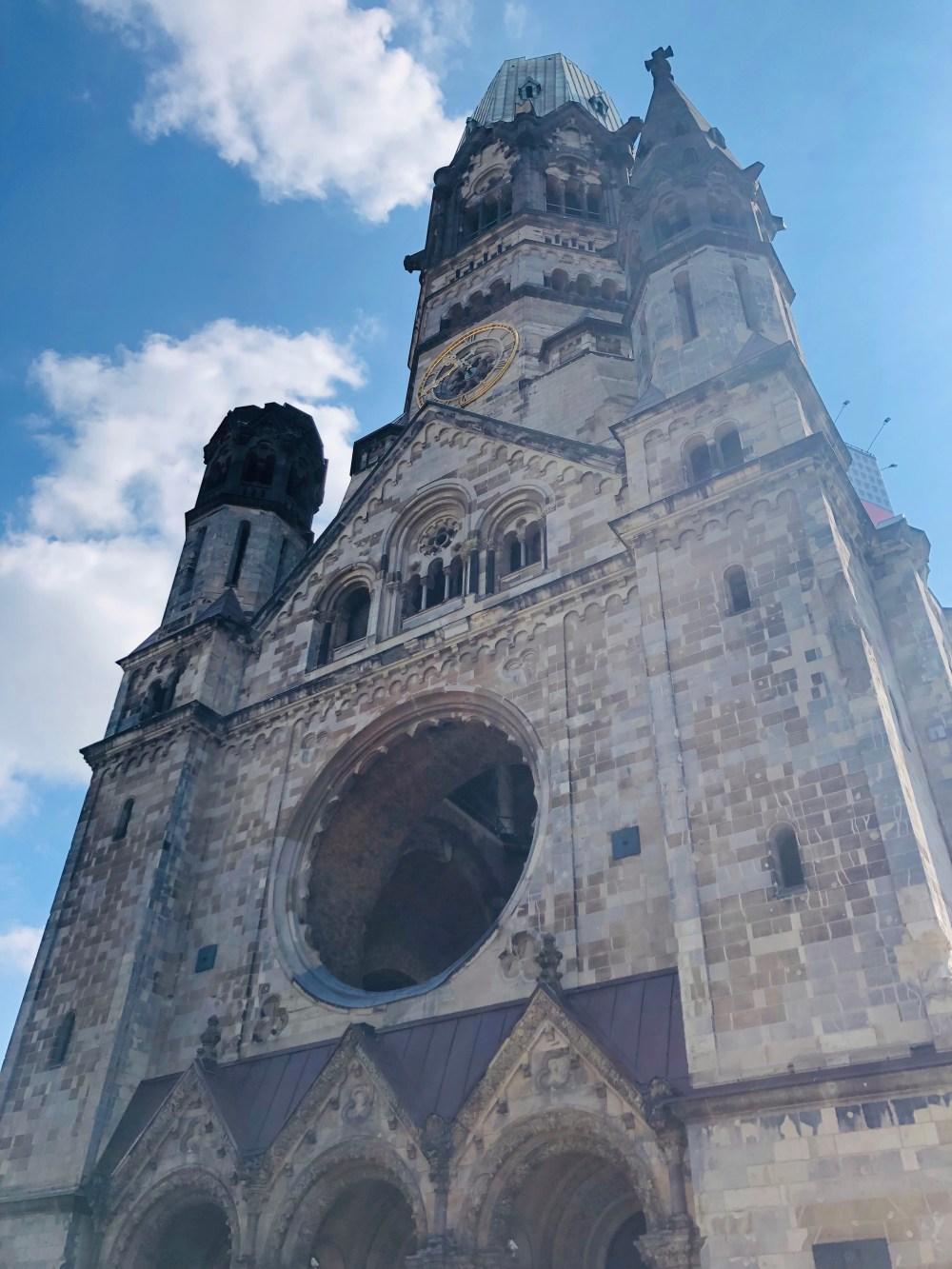 Kaiser-Wilhelm-Gedächtnis-Kirche am Kurfürstendamm