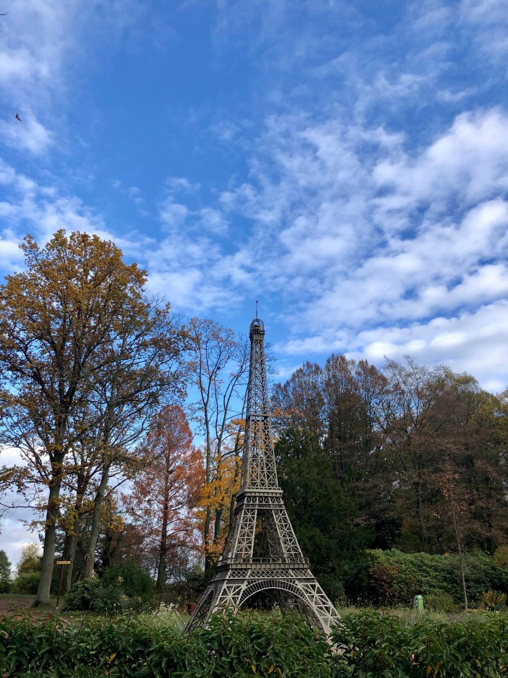 Nachbildung des Eiffelturms