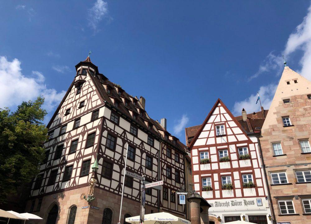 Gaststätte zum Albrecht Dürer Haus neben dem Pilatushaus