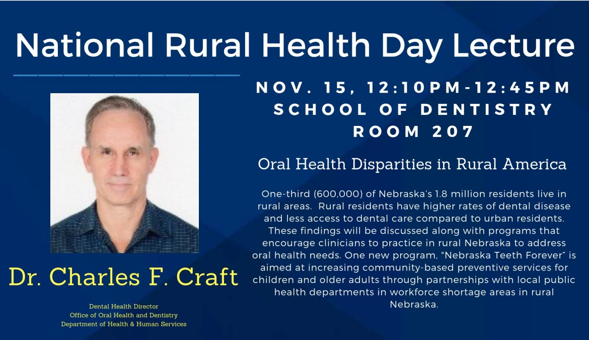 Oral Health Disparities in Rural America | School of Dentistry