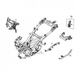 Left Floor Stay Honda Forza 300 50620-K04-930