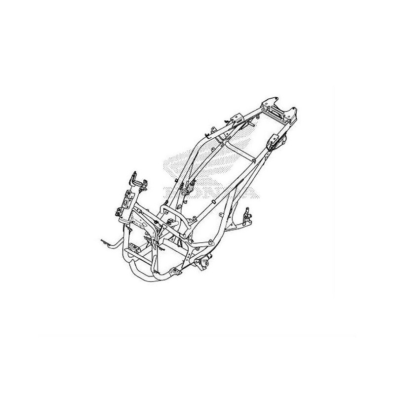 Body Frame Honda PCX 150 50100-K97-T00