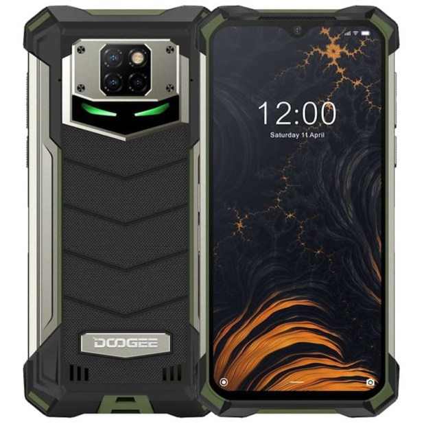 Doogee S88 Pro | Rugged Phone | Great Power