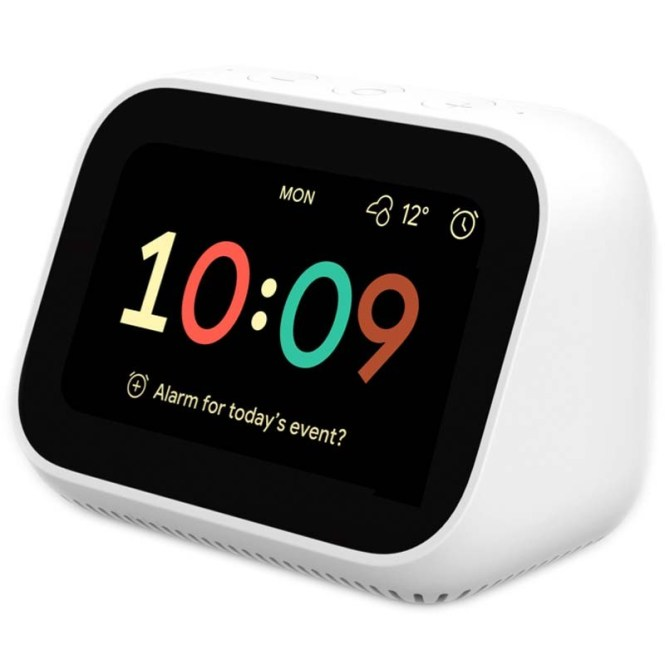 Xiaomi Mi Smart Clock Google