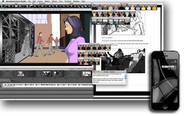 StoryBoard Artist Studio
