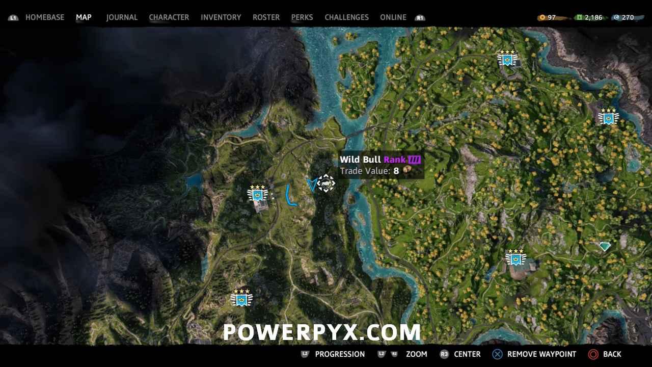 Far Cry New Dawn All Animal Locations