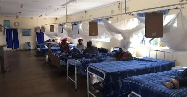 Kalukembe Hospital, Angola