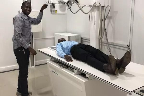 Tenwek Bomet X-Ray