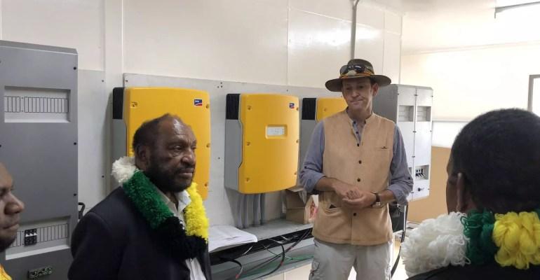 Kompiam Hospital, Enga Province, PNG