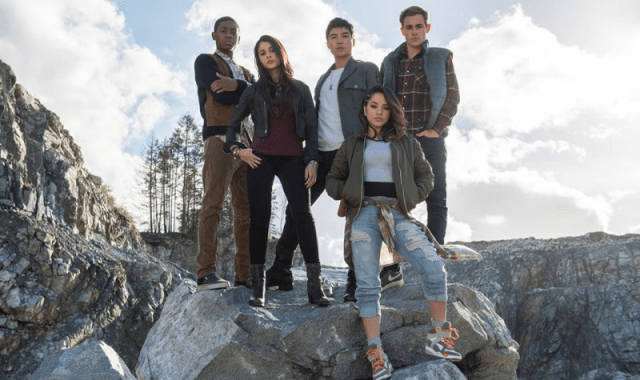 Hasbro To Reboot, Replace Power Rangers Movie Cast