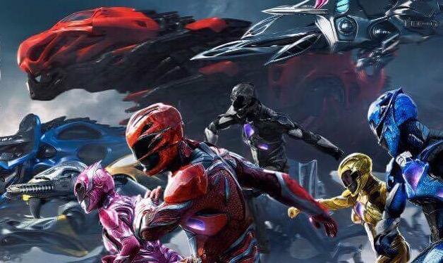 2017 Power Rangers Movie Airing On Syfy