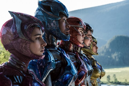 Power Rangers Movie Box Office Results