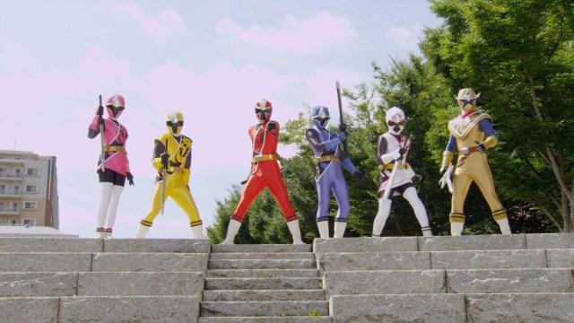 A Running List of Super Ninja Steel Returning Actors