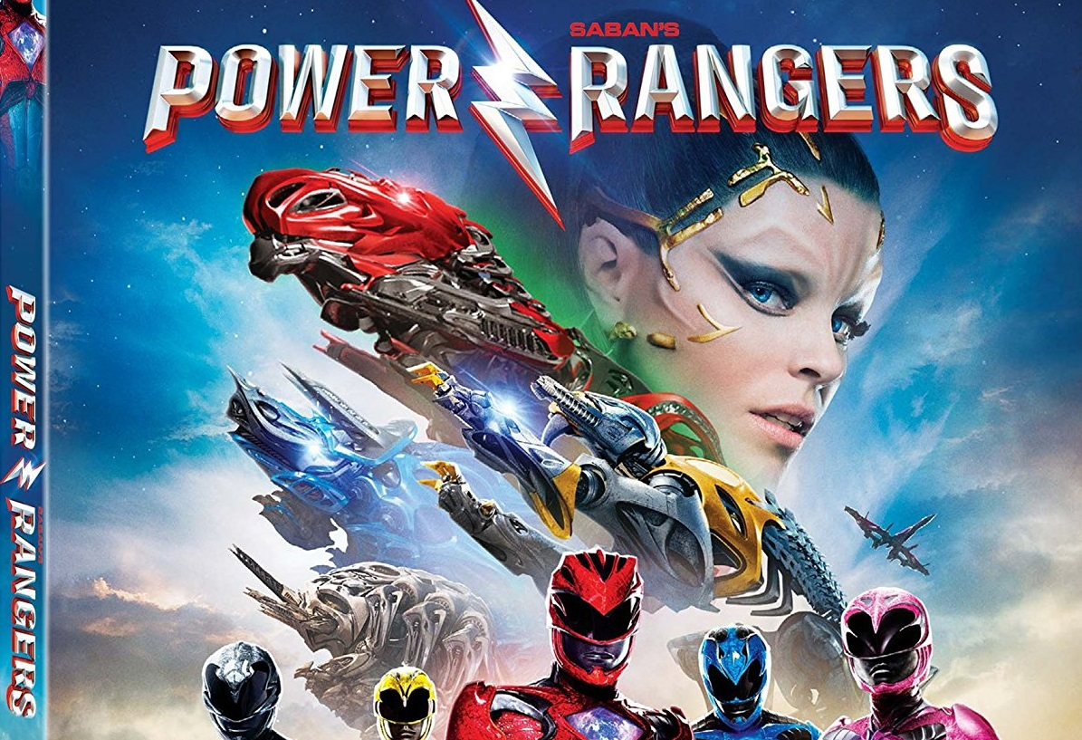 power rangers movie 4k blu ray dvd announced power. Black Bedroom Furniture Sets. Home Design Ideas