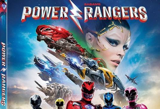 Power Rangers Movie 4K Blu-ray/DVD Announced