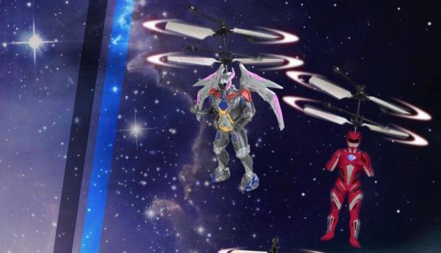 Power Rangers Movie Power Flyers Revealed