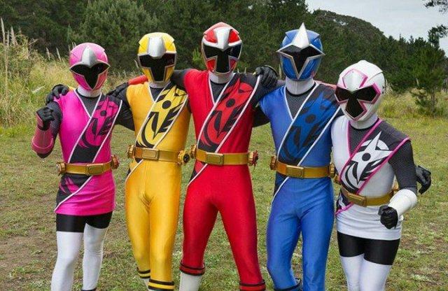 New Power Rangers Super Ninja Steel Episode Details