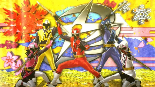 New Power Rangers Ninja Steel Episode Details