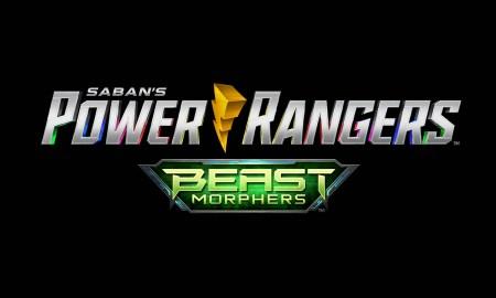 Resultado de imagen para power rangers beast morphers logo