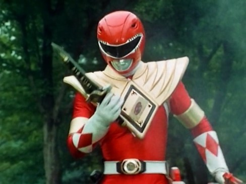 Armored Red Ranger Legacy Figure Announced