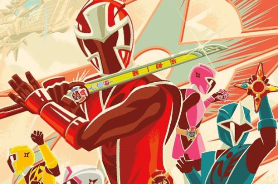 Ninja Steel Archives - Power Rangers NOW
