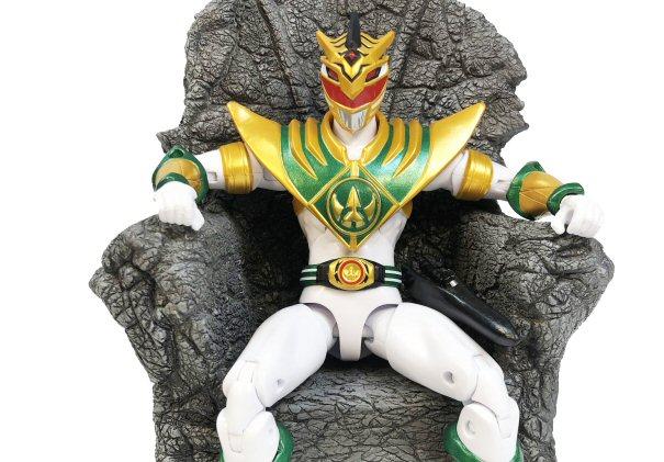 Morphicon Exclusive Lord Drakkon Throne Revealed
