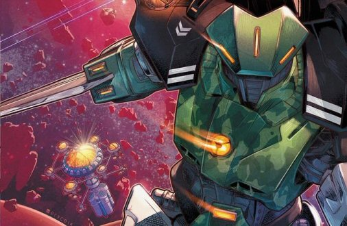Mighty Morphin Power Rangers Issue #34 Details