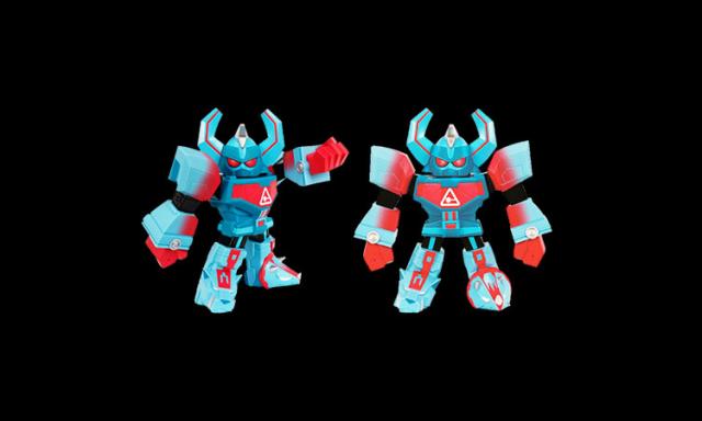 Nerdist Megazord Toy Revealed