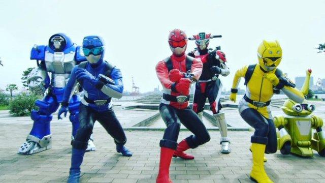 Power Rangers Beast Morphers Morph Call Revealed