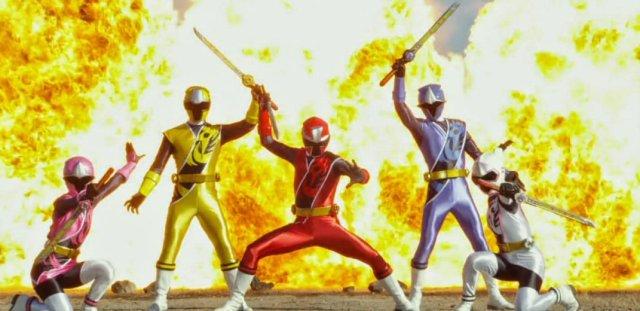 Super Ninja Steel Comes To Netflix