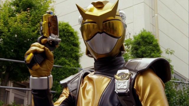 Beast Morphers Gold Ranger Identity Revealed