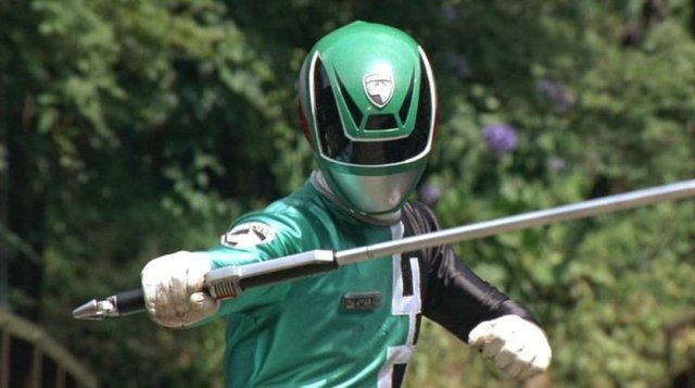 Soul Of The Dragon Introduces New Power Ranger