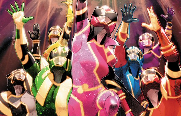 Mighty Morphin Power Rangers Issue #39 Details