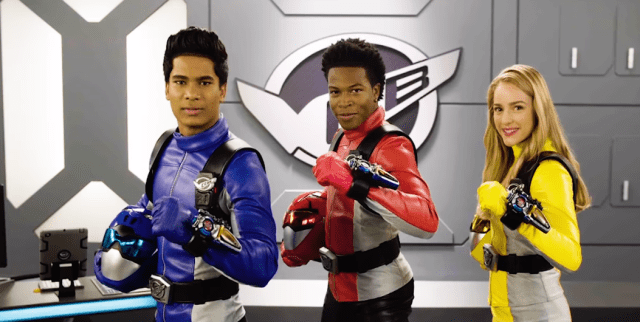 Power Rangers Beast Morphers Theme Song Released
