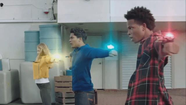 New Power Rangers Beast Morphers Trailer Released
