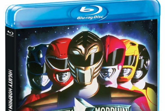 Mighty Morphin Power Rangers: The Movie Blu-ray Announced