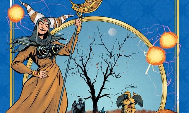 Saban's Go Go Power Rangers Issue #21 Details
