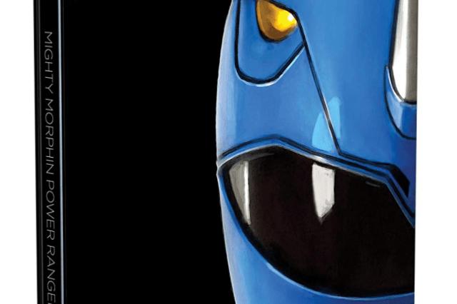 Mighty Morphin Power Rangers Season 2 Steelbook Announced