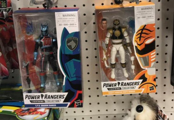 Power Rangers Lightning Collection Figures Release
