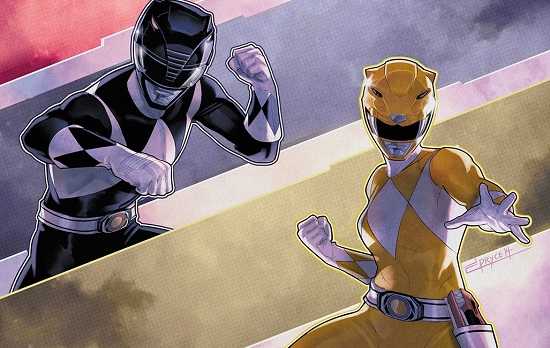 Mighty Morphin Power Rangers Issue #42 Details