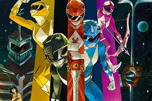 Saban's Go Go Power Rangers Issue #22 Details