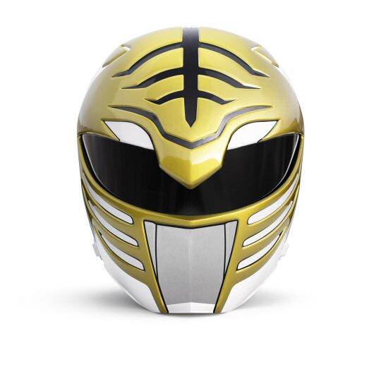 Brand New Mighty Morphin Power Rangers Black Ranger Adult Helmet