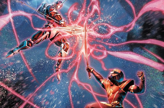 Mighty Morphin Power Rangers Issue #45 Details