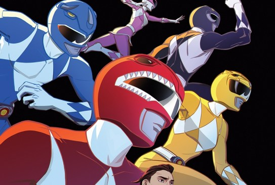 Saban's Go Go Power Rangers Issue #25 Details