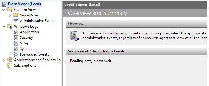 Event ID's