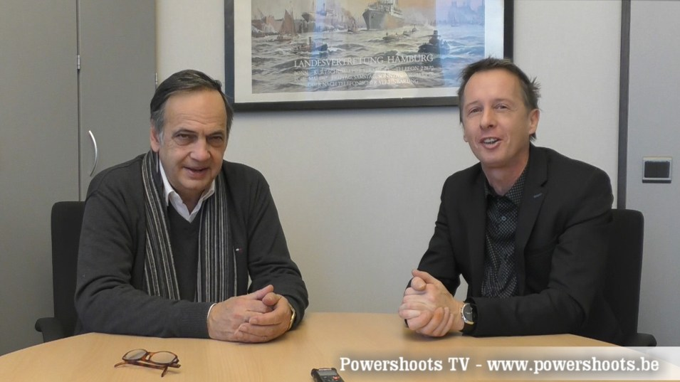 "Knut Fleckenstein on Powershoots TV ""Positive Energy in Europe"""