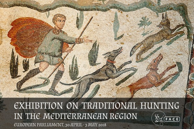 """FACE - Exhibition on """"Traditional Hunting in the Medterranean Region"""""""