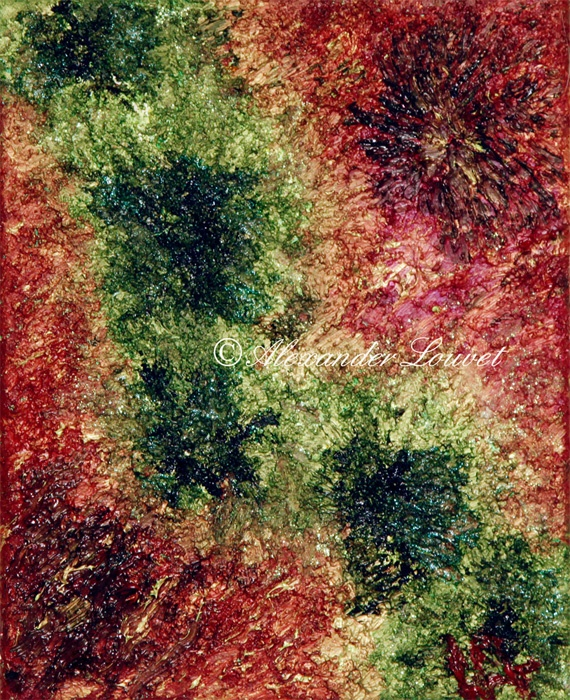 "Painting ""Binding"" 30x24 Oil"