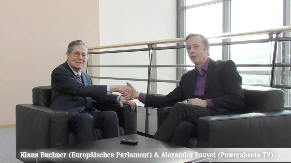 Prof. Dr. Klaus Buchner (European Parliament) Interview