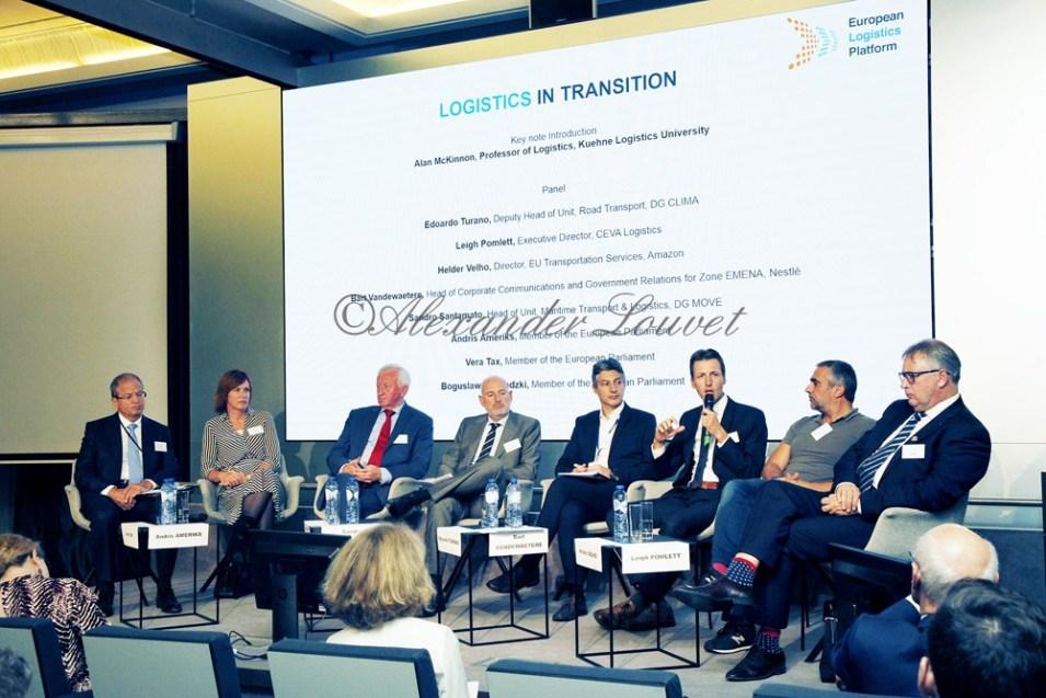ELP (European Logistics Platform) Conference - Logistics in Transition